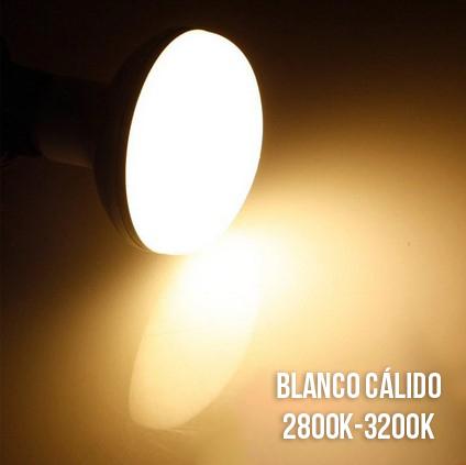 Ampoule LED E27 15W R90 blanc chaud