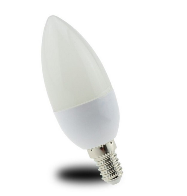 ampoule led e14 5W bougie