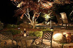 Proyector LED Slim 50W para iluminación exterior como terrazas o jardines