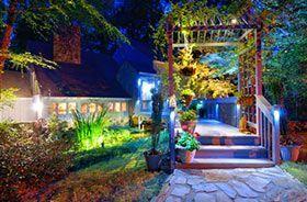 piquet  jardin E27 extérieur