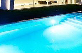luces de alta potencia para piscinas