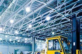 ampoule industriel LED