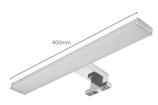 Applique LED Line 8W dimensions