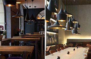 Luminaire suspendu design moderne décoration