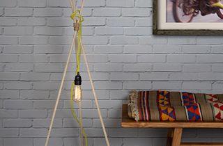 décoration originale cable