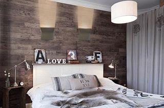 applique murale aluminium LED