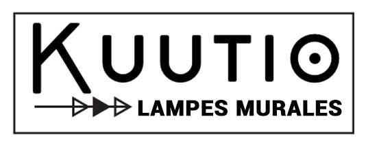 Lampe murale Kuuttio