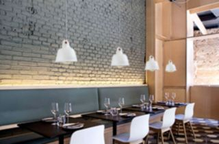 restaurant lampe suspension scandinave