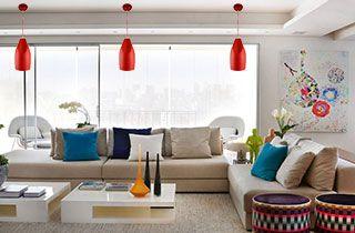 suspension colorée design salon E27