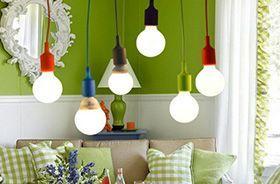 colgantes de cordon lamparas
