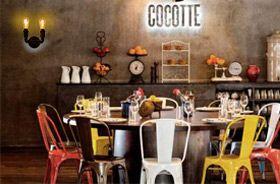 Lampe murale vintage tuyauterie restaurant