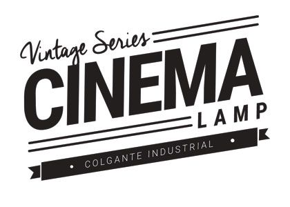 Vintage Series Cinema GU10 Logo