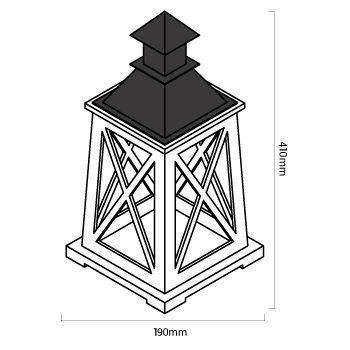 Lampe Gobel dimensions