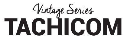 Vintage série tachicom