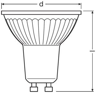 ampoule-gu10-led-osram