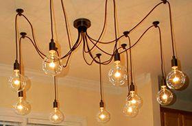 ampoule led vintage g125