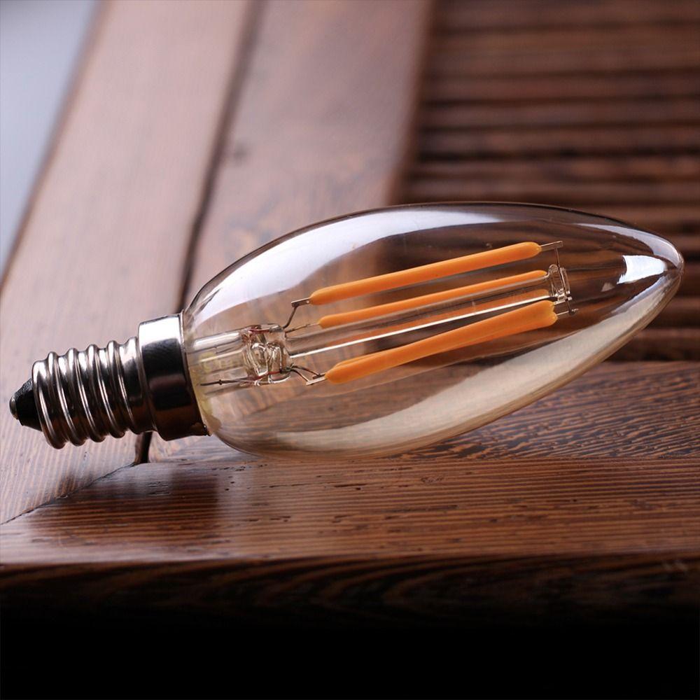 ampoule LED E14 vintage