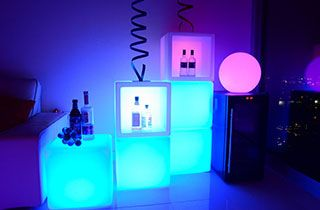 cuble LED RGB